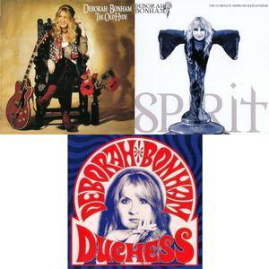 Deborah Bonham - 3 Albums (2012-2017)