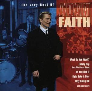 Adam Faith - The Best Of Adam Faith (1997)