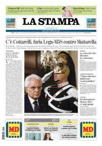 La Stampa Imperia e Sanremo - 28 Maggio 2018