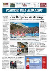 Corriere dell'Alto Adige - 23 Marzo 2019