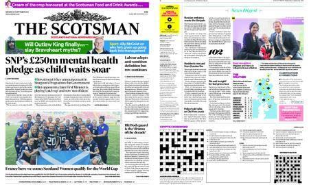 The Scotsman – September 05, 2018