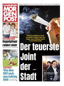 Hamburger Morgenpost – 11. Dezember 2019