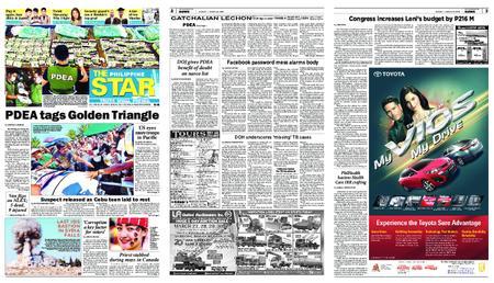 The Philippine Star – Marso 24, 2019