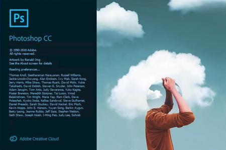 Adobe Photoshop CC 2019 v20.0.5 (x64) Multilingual Portable
