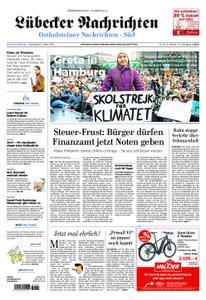 Lübecker Nachrichten Ostholstein Süd - 02. März 2019