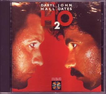Daryl Hall and John Oates - H₂O (1982) [1987, Reissue]