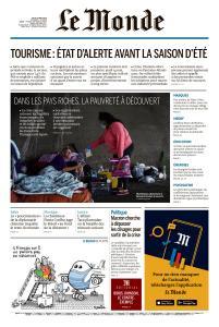 Le Monde du Jeudi 14 Mai 2020