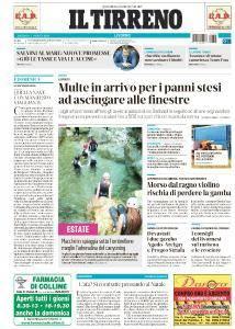 Il Tirreno Livorno - 5 Agosto 2018