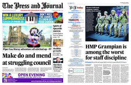 The Press and Journal Moray – May 08, 2018