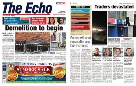 Evening Echo – September 03, 2019