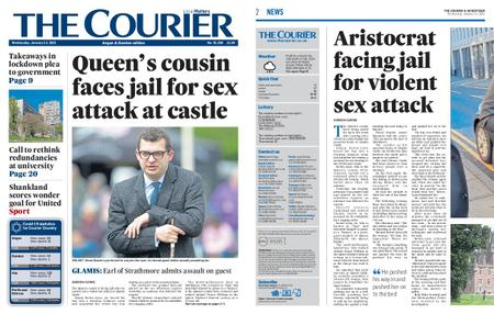 The Courier Angus & The Mearns – January 13, 2021