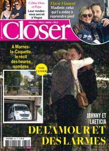 Closer France - 24 novembre 2017