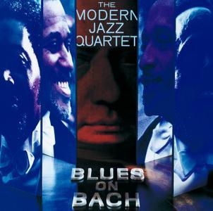 The Modern Jazz Quartet - Blues On Bach (1973/2011) [Official Digital Download 24bit/192kHz]
