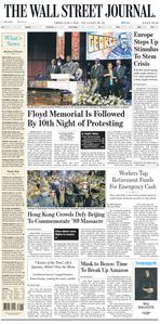 The Wall Street Journal – 05 June 2020