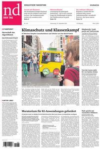 Neues Deutschland - 16 September 2021