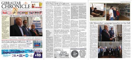 Gibraltar Chronicle – 02 November 2019
