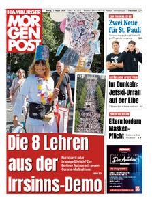 Hamburger Morgenpost – 03. August 2020