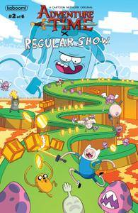Adventure Time - Regular Show 02 of 06 2017 digital