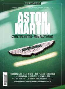 Aston Martin: From Race to Road – July 2019