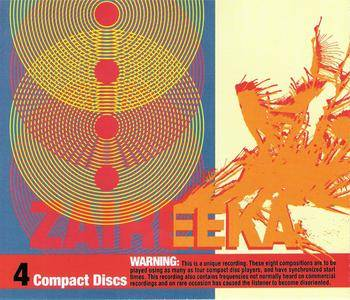The Flaming Lips - Zaireeka (4CD) (1997) {Warner Bros.} **[RE-UP]**