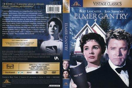 Elmer Gantry (1960) [ReUP 2018]