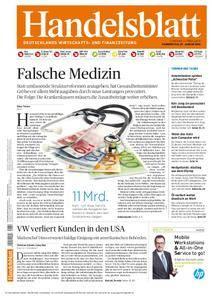 Handelsblatt - 07. Januar 2016