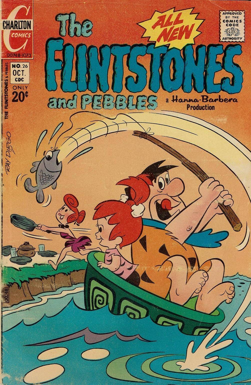 Flintstones 26 Charlton Titansfan