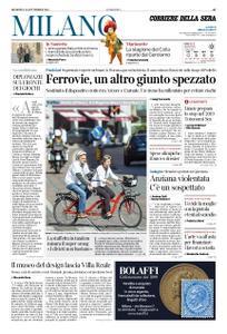 Corriere della Sera Milano – 30 settembre 2018