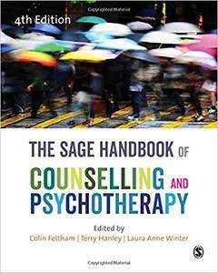 The SAGE Handbook of Counselling and Psychotherapy, 4th Edition