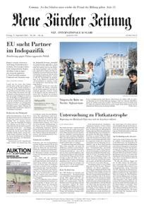 Neue Zürcher Zeitung International - 17 September 2021