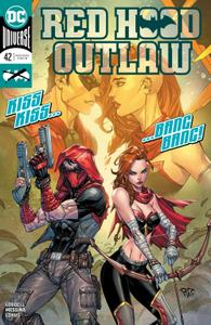 Red Hood-Outlaw 042 2020 2 covers Digital Oracle