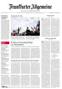 Frankfurter Allgemeine Zeitung - 6 Juli 2020