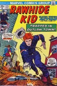 Rawhide Kid v1 123 1974 Gambit