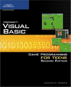 Microsoft Visual Basic: Game Programming for Teens, 2nd Edition (repost)