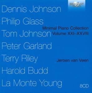 Jeroen van Veen - Minimal Piano Collection, Volume XXI-XXVIII (2017) 8CD Box Set