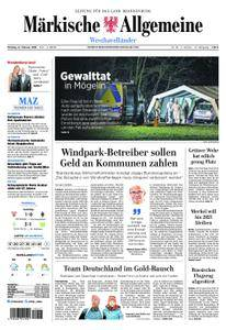 Märkische Allgemeine Westhavelländer - 12. Februar 2018