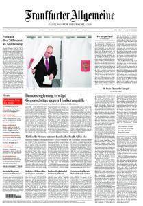 Frankfurter Allgemeine Zeitung F.A.Z. - 19. März 2018
