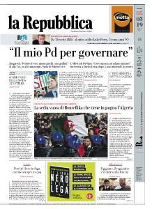 la Repubblica - 5 Marzo 2019