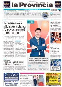 La Provincia Pavese - 20 Luglio 2019