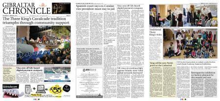 Gibraltar Chronicle – 06 January 2018
