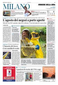 Corriere della Sera Milano – 05 agosto 2020