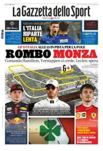 La Gazzetta dello Sport Roma – 05 settembre 2020