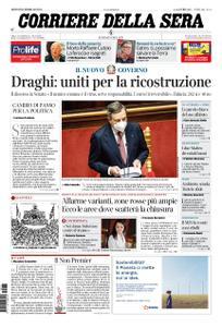 Corriere della Sera – 18 febbraio 2021