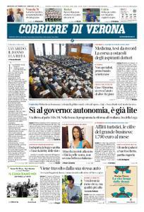 Corriere di Verona – 04 settembre 2019