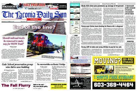 The Laconia Daily Sun – October 26, 2017