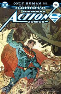Action Comics 985 2017 2 covers Digital Zone-Empire