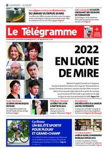 Le Télégramme Auray – 07 juillet 2020