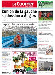 Le Courrier de l'Ouest Nord Anjou – 24 novembre 2019