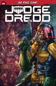 Judge Dredd 100-Page Giant 2020 Digital Mephisto