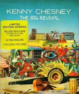 Kenny Chesney - The Big Revival (2014) {Limited Edition Zinepak}